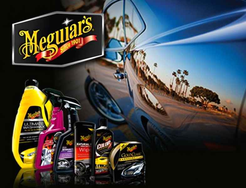 Photo of Meguiar's Day 2014 pulizia e wrapping