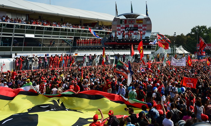Photo of F1 2014 il Gp d'Italia a Monza [Orari-Date]