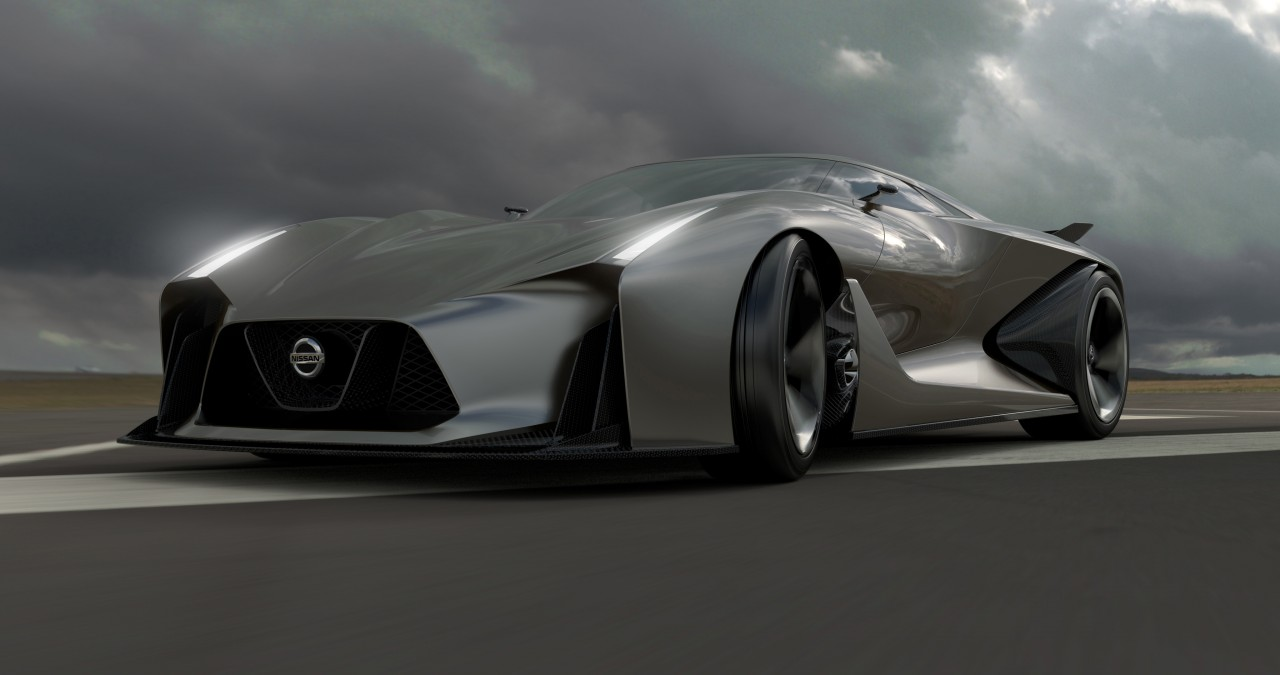 Photo of Nuova Nissan GT-R: supercar ibrida 784 cv