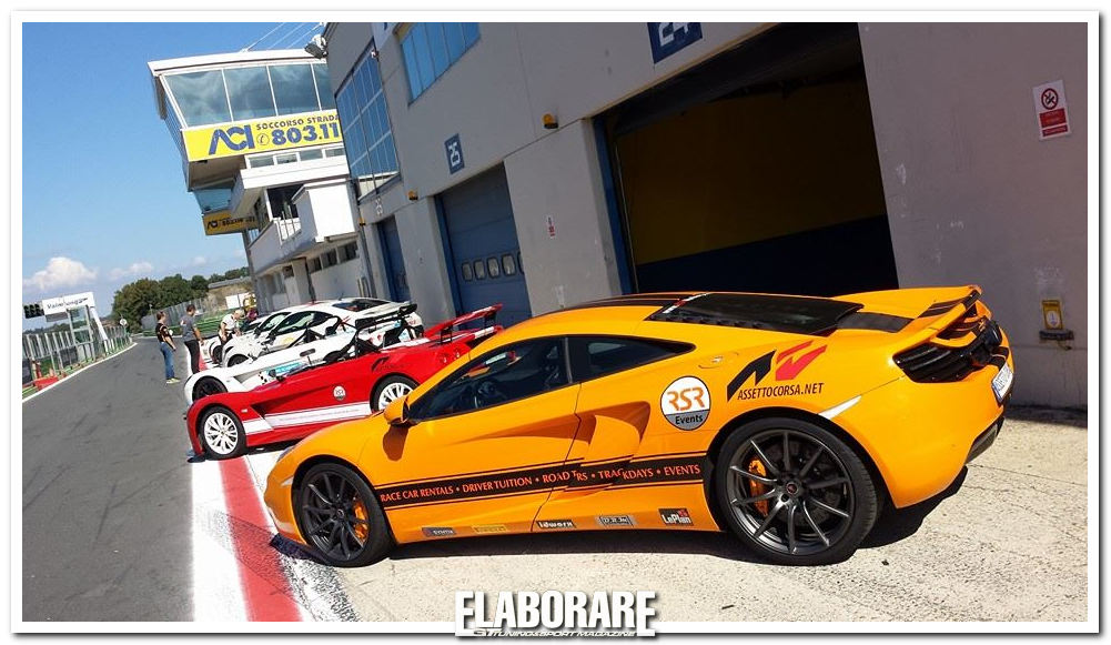 Photo of Assetto Corsa col simulatore a Vallelunga!