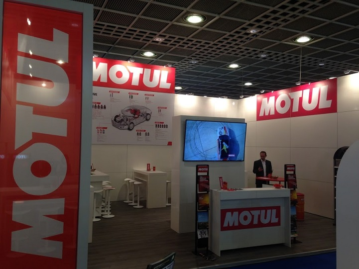 Photo of Motul ad Automechanika 2014