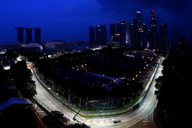 Photo of F1 2014 Gp di Singapore in notturna [orari – date]