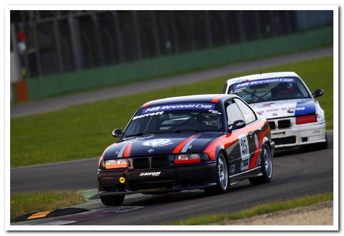 Photo of M3 Revival Cup a Vallelunga