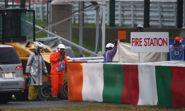 Photo of Video Bianchi incidente drammatico al Gp del Giappone
