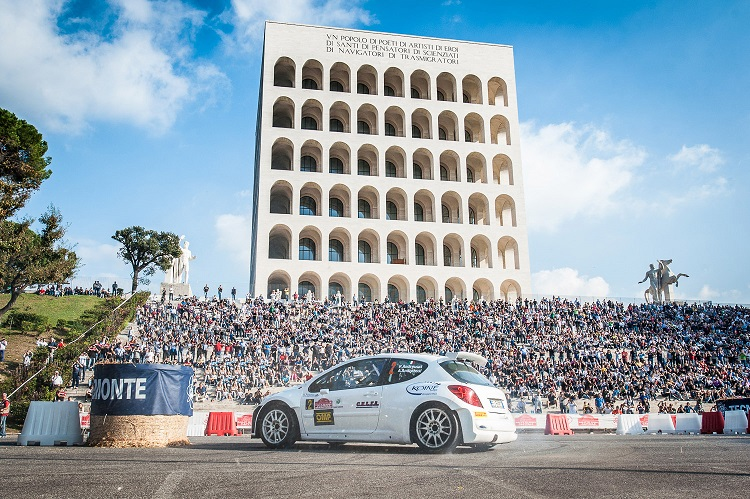 Photo of Rally di Roma Capitale 2014 [programma]