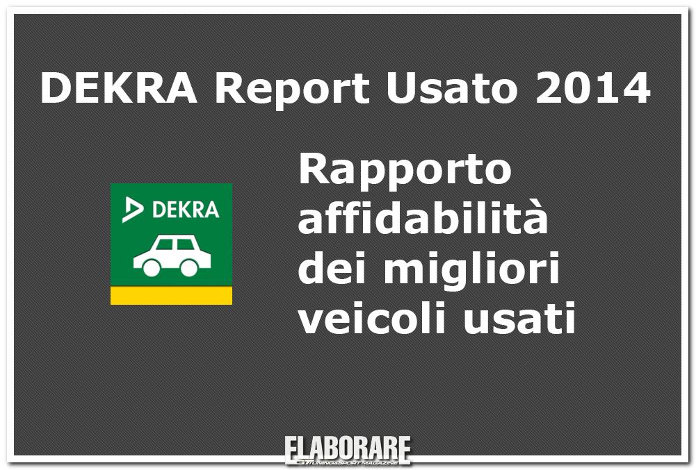 Photo of Rapporto affidabilità Dekra: bene le tedesche