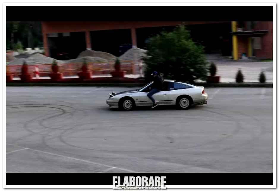 Photo of Video Stunt Drift su Nissan 200sx