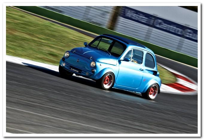 Fiat 500 Mascetti Elaborare