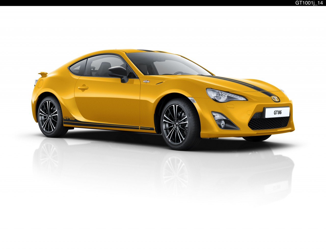 Photo of Toyota GT 86 Limited Edition: solo 50 esemplari