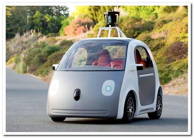Photo of Google car prototipo si guida da solo