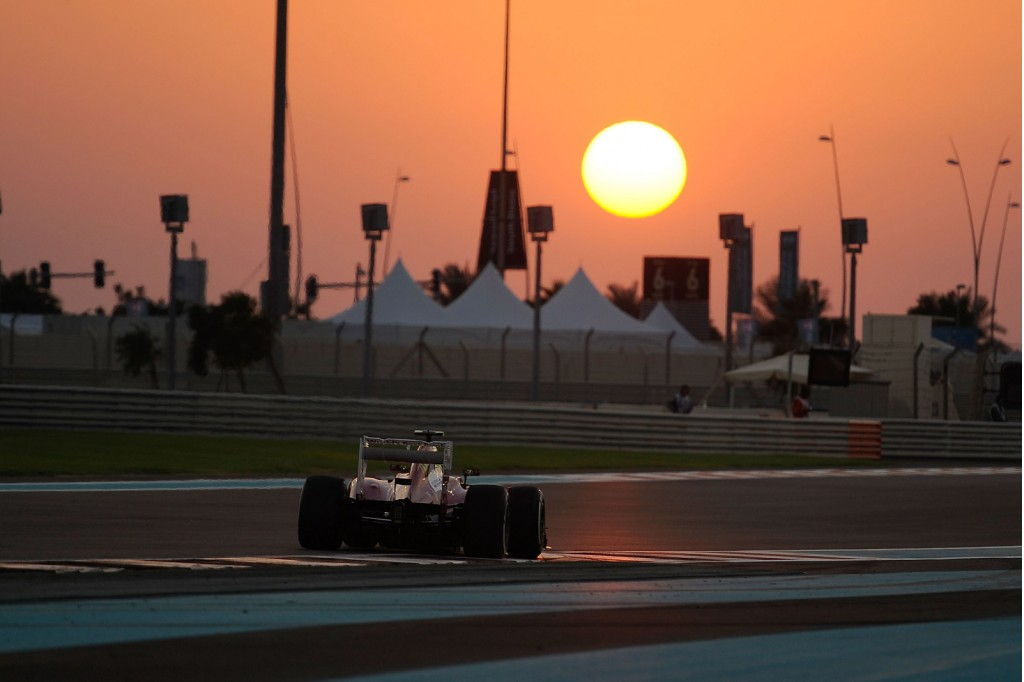 Photo of F1 2014 atto finale Gp Abu Dhabi [orari tv – date]