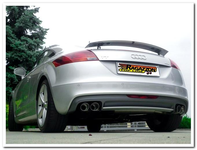 Photo of Scarico per Audi TT Quattro