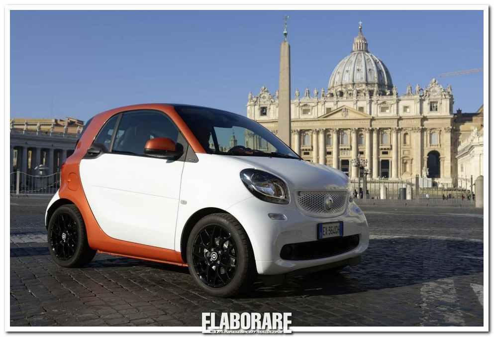 Photo of Nuova Smart Fortwo il lancio a Roma