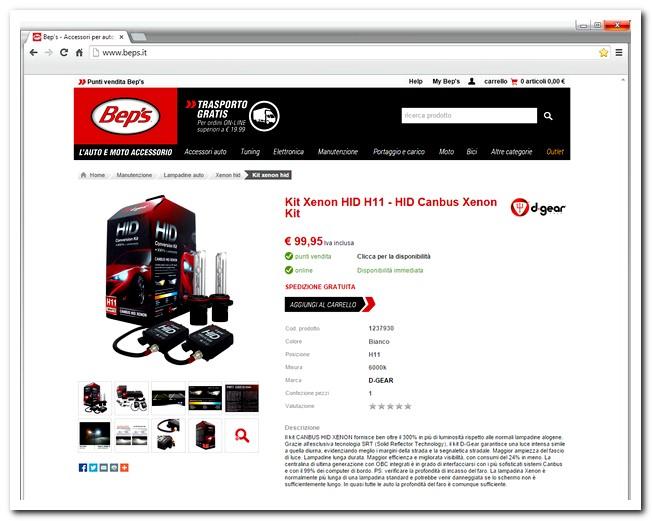 Photo of Beps.it: nuovo sito web vendita prodotti tuning