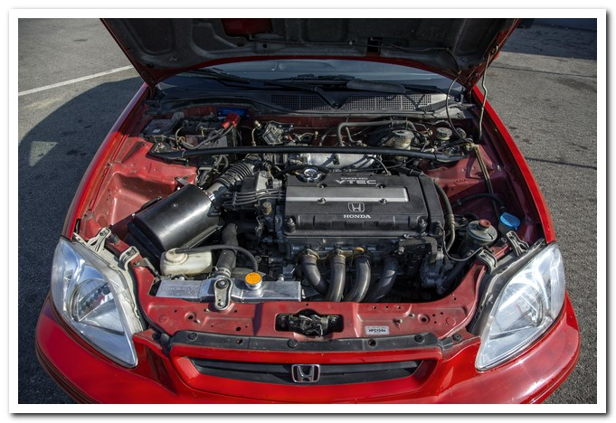 Photo of Honda Civic VTI elaborazione 180 CV