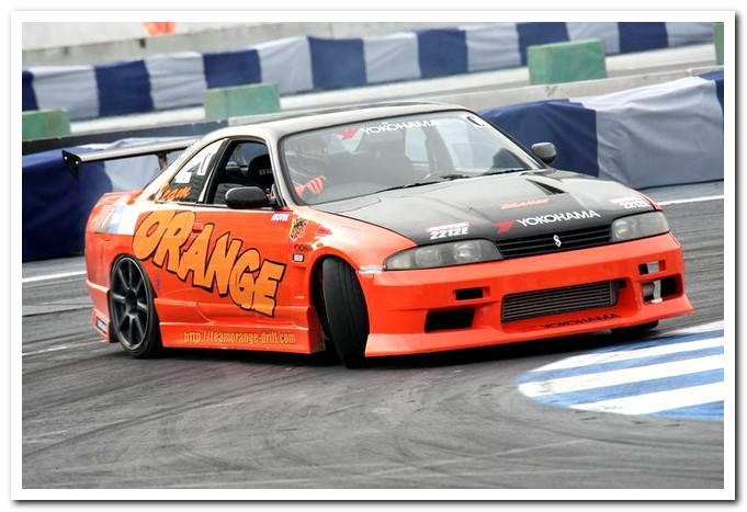 Photo of Motor Show 2014: drifting italiano in pista