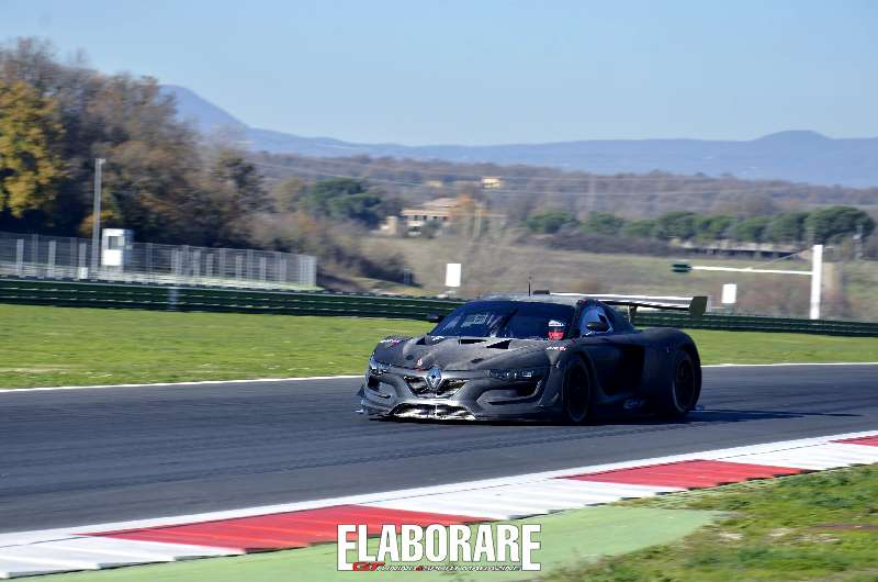 Photo of Renault Sport R.S. 01 debutto a Vallelunga