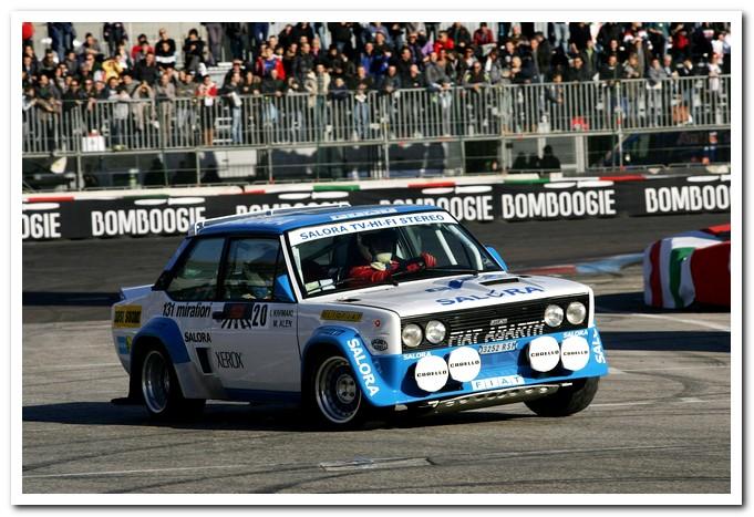 Photo of Rally Auto Storiche al Motor Show