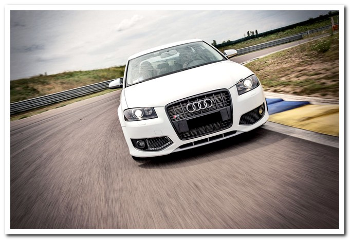 Photo of Audi S3 elaborazione 550 CV!