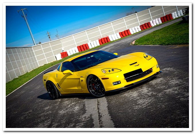 Photo of Chevrolet Corvette C6 elaborazione 515 CV
