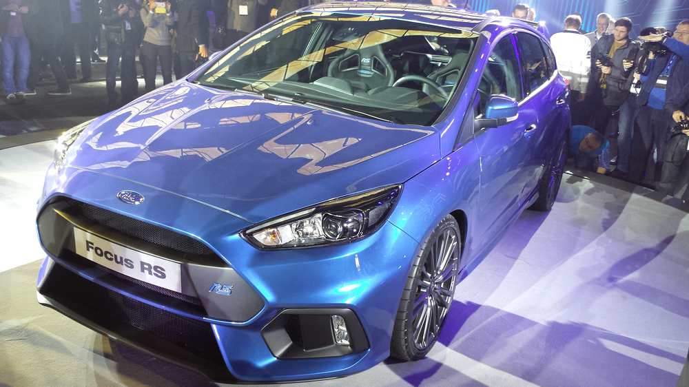 Photo of Nuova Ford Focus RS 2015