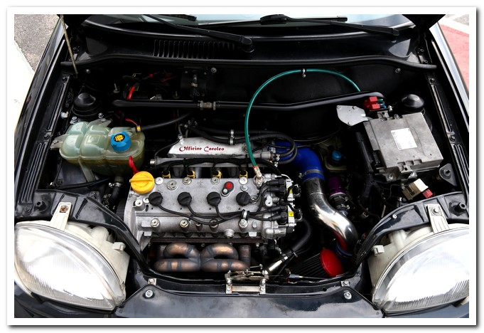 Photo of Fiat 600 swap T-Jet elaborazione 220 CV!
