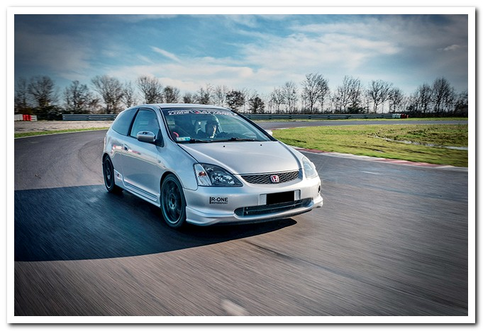 Photo of Honda Civic Type R elaborazione 211 CV
