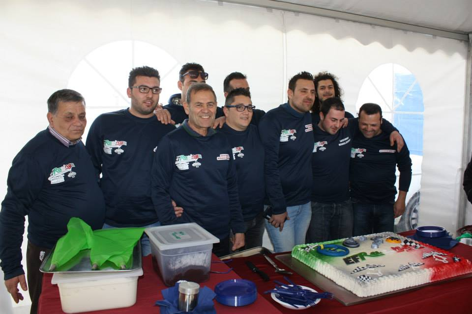 Photo of EF-Racing Catanzaro inaugurazione