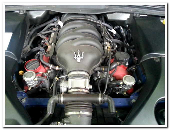 Photo of Maserati GTS elaborazione assetto