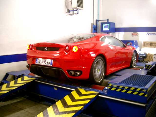 Photo of Dyno Test Day a Firenze Franco Alosa