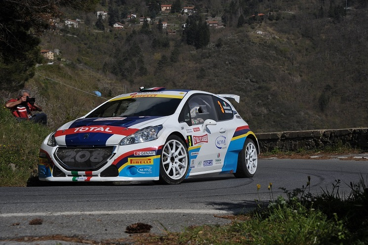 Photo of Peugeot domina il Rally di Sanremo