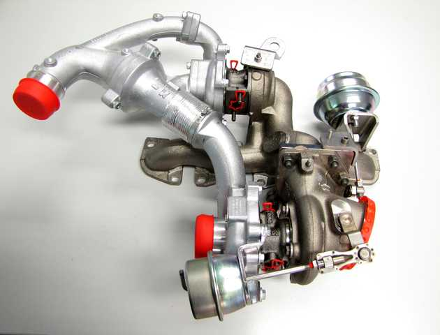 Photo of Turbocompressori per Lancia Delta