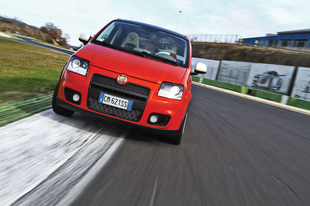 Photo of Panda Tributo Abarth 1.4 Tjet Monza