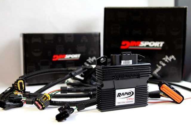 DIMSPORT-Rapid-TPM moduli aggiuntivi centraline aggiuntive per motori