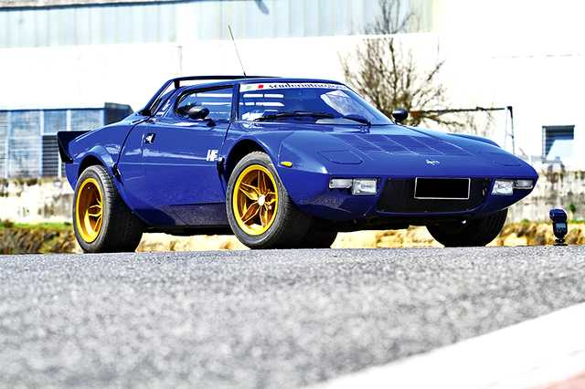 Photo of Lancia Stratos 12V elaborazione 190 CV