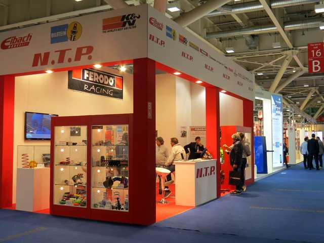 Photo of NTP a Autopromotec 2015