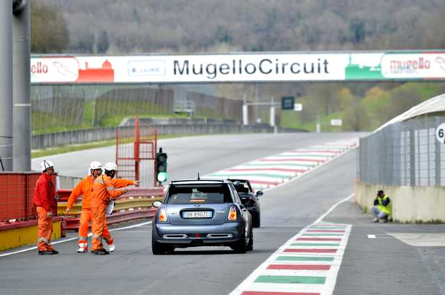 Photo of MUGELLO Prove Libere Auto 2017
