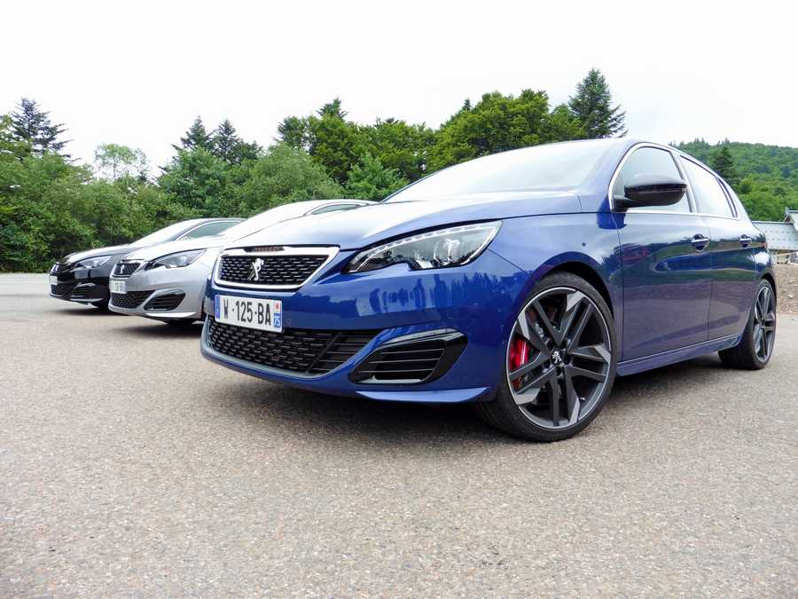 Photo of Peugeot 308 GTi by Peugeot Sport  ANTEPRIMA
