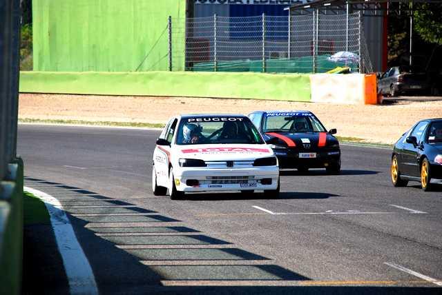 Peugeot-test-pista-Vallelunga-Elaborare-Day