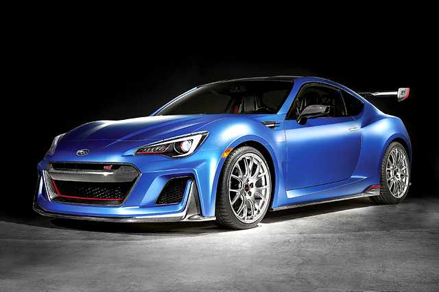 Photo of Subaru BRZ STI Performance Concept 300 CV
