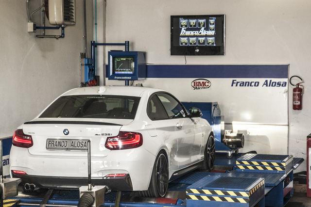 Photo of Come elaborare BMW M235i Schnitzer [402 CV]