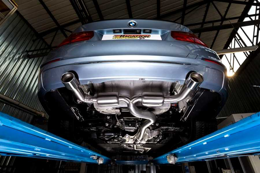 Photo of Impianti di scarico per BMW