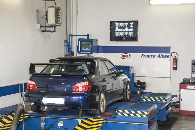 Photo of Come elaborare Subaru Impreza WRX [248 CV]