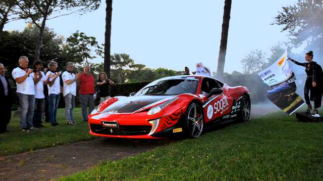 Photo of Ferrari 458 Italia sfida velocità da Guinness