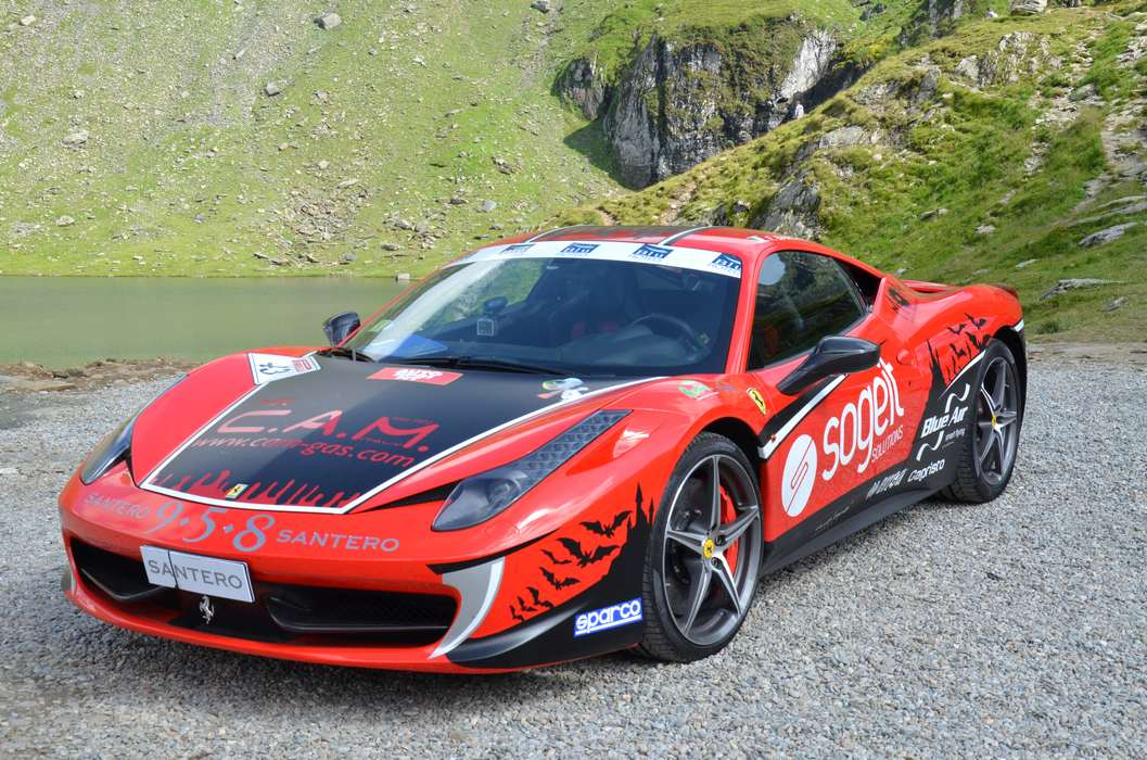 Photo of Ferrari 458 Italia preparata da WORLD GUINNEES