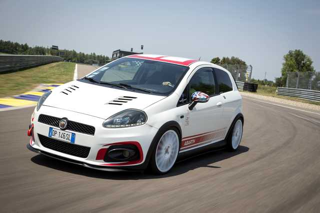 Photo of Abarth Grande Punto elaborazione