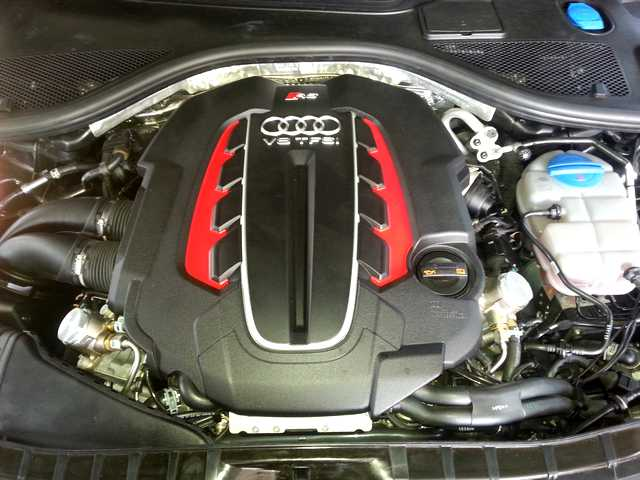 Photo of Audi RS6 ABT elaborazione 720 CV!