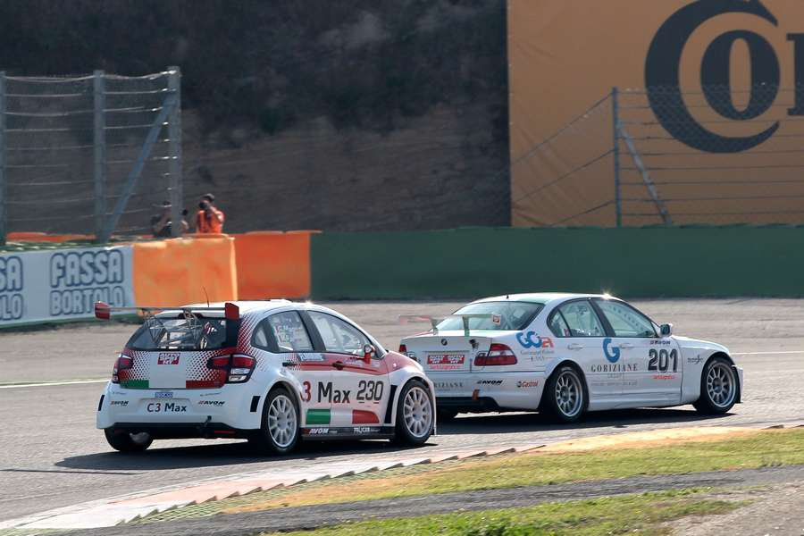 Photo of Vittoria Citroen C3 Max a Vallelunga su BMW