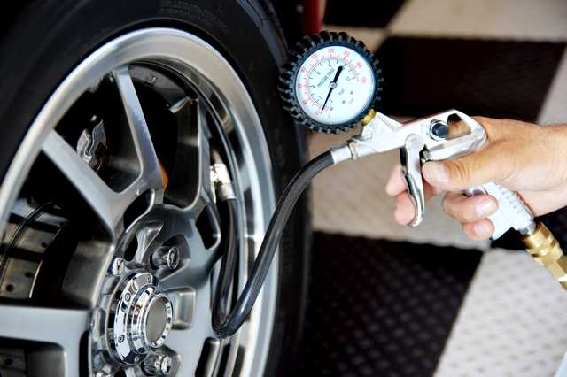 Photo of Pneumatici: controllo con sensori pressione TPMS