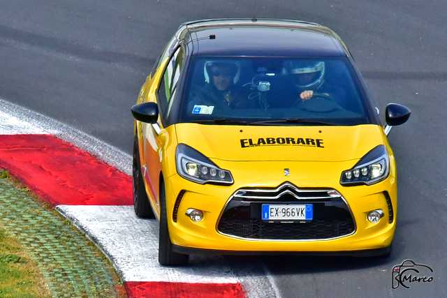 Photo of DS3 Project Tuning prestazioni in pista